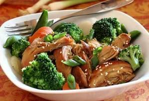 easy paleo recipe for slow-cooked teriyaki chicken