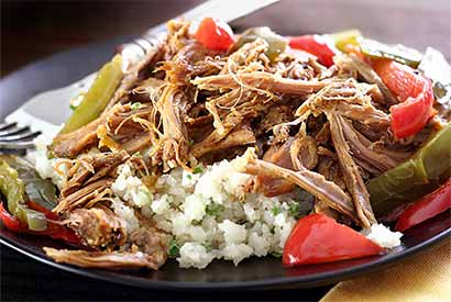 easy paleo recipe for slow cooker green chili pulled pork