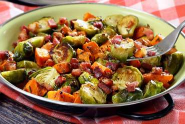 easy paleo recipe for brussels sprouts flavor bombs