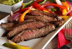 easy paleo recipe for marinated flank steak