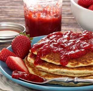 easy paleo strawberry jam recipe