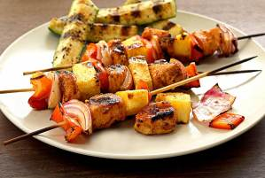 easy paleo recipe chipotle lime chicken kabob