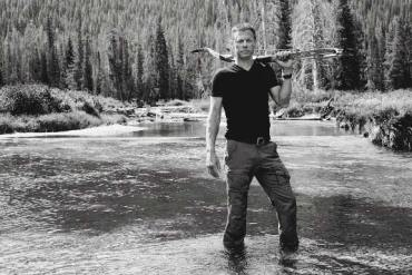 Steve Rinella: True Paleo Hunter Gatherer • Photo: Men's Fitness