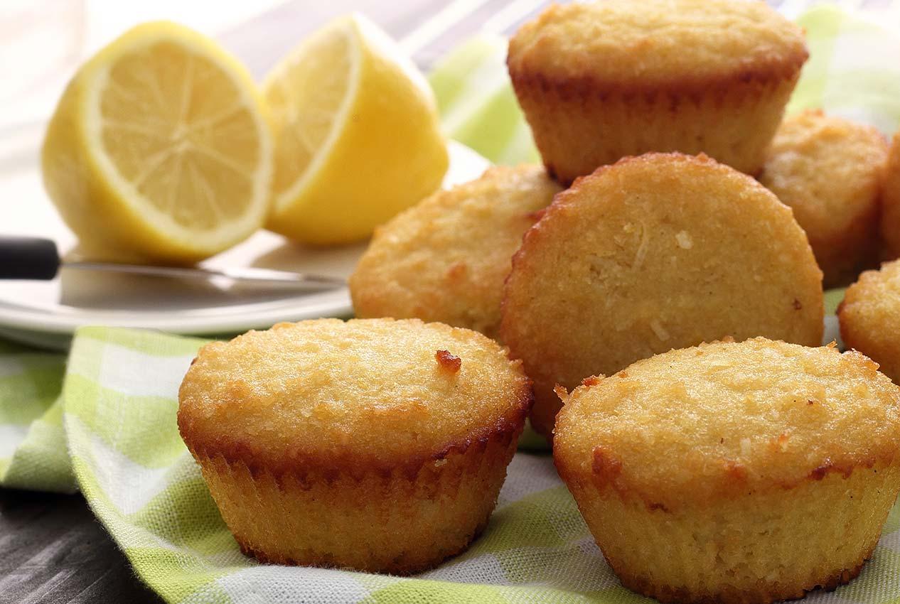 лимонные кексы картинка для самой