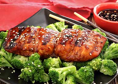 Paleo Teriyaki Salmon Recipe