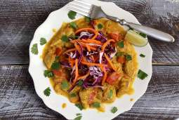 easy paleo recipe for chicken curry