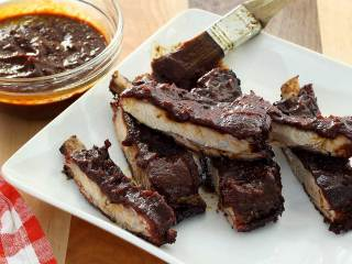 Paleo Thick and Mild Barbecue Sauce