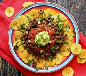 simple paleo nachos recipe
