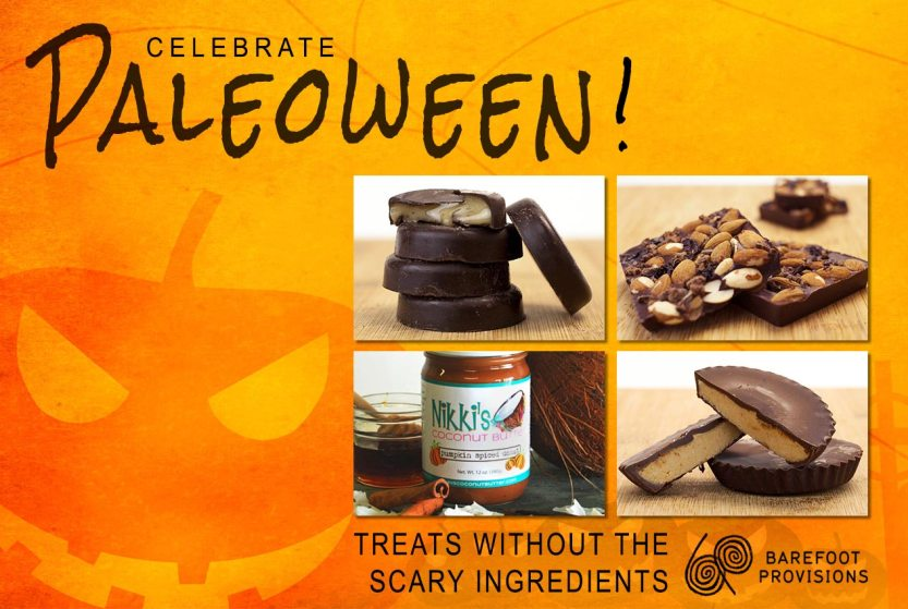 barefoot provisions happy primal halloween