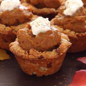 easy paleo recipe for pumpkin pie cups