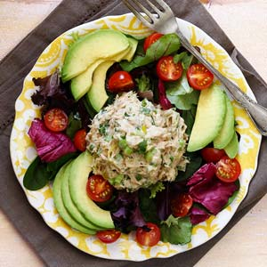 easy paleo recipe for tuna salad