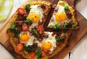 easy paleo and gluten free breakfast recipe made with real food