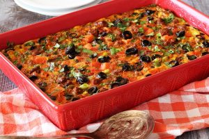 simple paleo recipe for mexican egg bake
