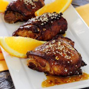 easy paleo recipe for orange chicken