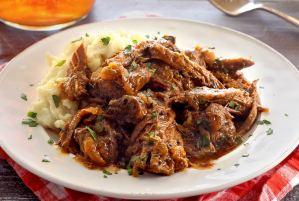 paleo Italian Pot Roast with potatoes recipe