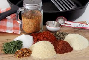 simple paleo and gluten free seasoning mix