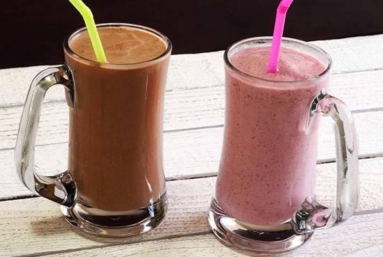 dairy-free paleo shakes