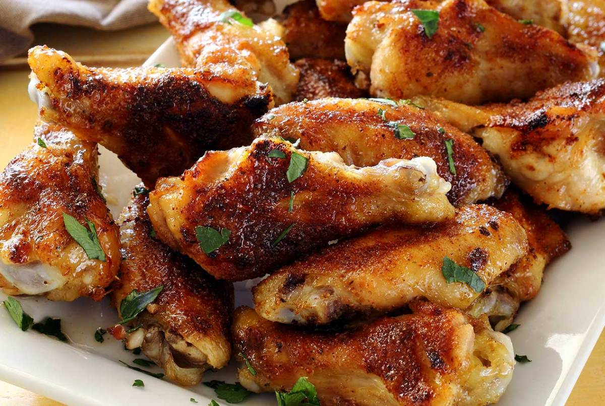 easy paleo chipotle and honey wings recipe