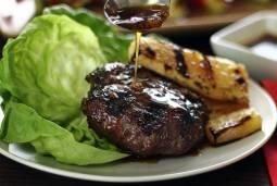 paleo soy-free teriyaki burger recipe
