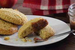 light and buttery paleo and gluten-free biscuit recipe