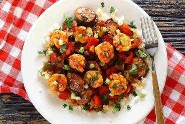 easy one-pot jambalaya that's paleo and gluten-free