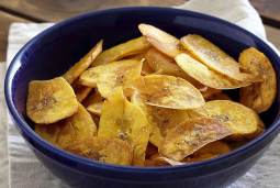 easy plantain chips paleo and gluten-free recipe