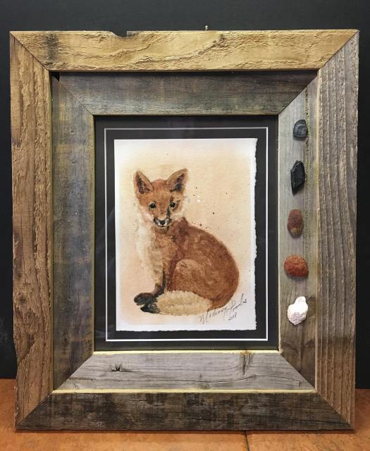 """Little Rascal"". Original for sale at War Eagle Mill. $250"
