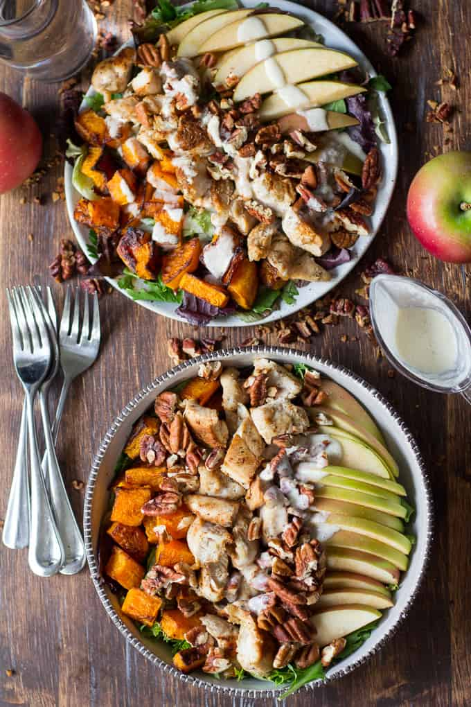 apple-butternut-chicken-salad