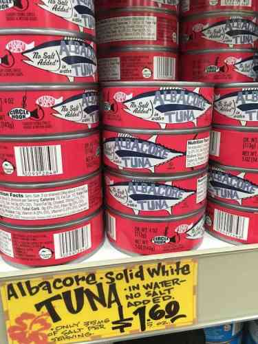 Albacore Canned Tuna | Trader Joe's