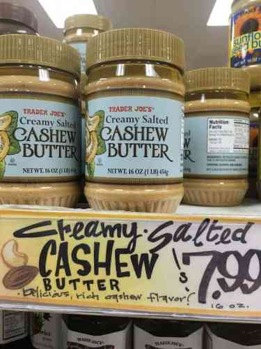 Cashew Butter | Trader Joe's