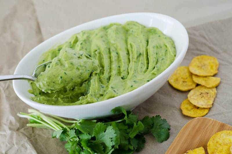 Cumin-Lime Avocado Dip | PaleoScaleo.com