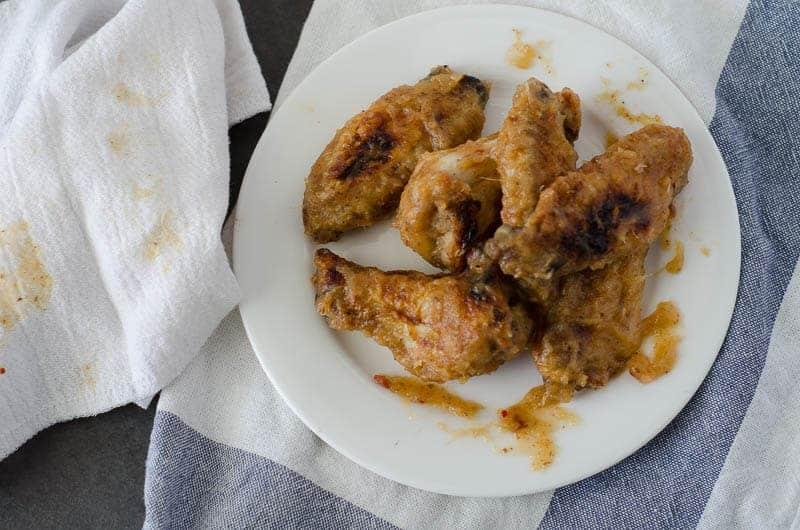 Sweet and Spicy Wings | PaleoScaleo.com