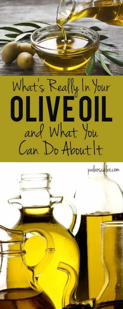Extra Virgin Olive Oil Nutrition and Facts | PaleoScaleo.com