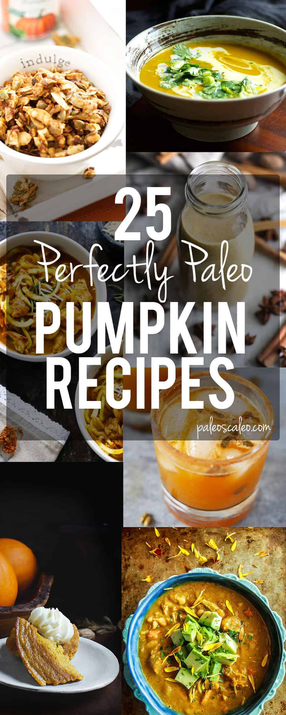 25 Perfectly Paleo Pumpkin Recipes | PaleoScaleo.com