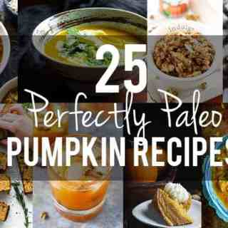 25 Perfect Paleo Pumpkin Recipes