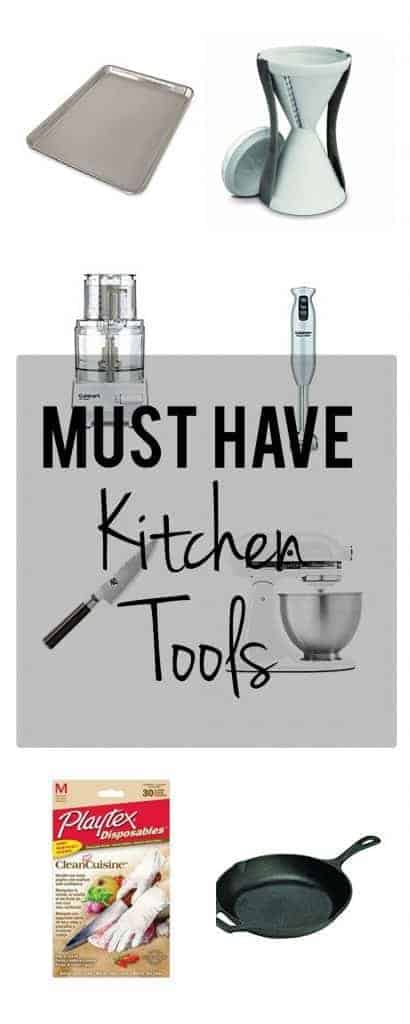 Must Have Kitchen Tools | PaleoScaleo.com