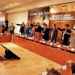 On the News | Mexico | Coahuila con gran riqueza fósil @ Noticias El Sol de la Laguna