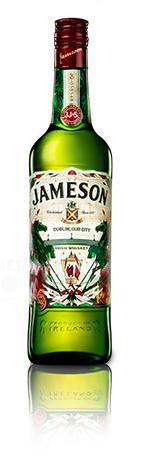 Edición Limitada de la Botella Jameson que rinde homenaje a la capital de Irlanda