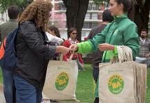 Lanzaron el programa Ecobolsas para promover el cuidado del medioambiente