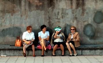 """La enfermedad de """"Estar Sentado"""""""