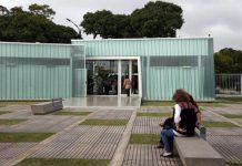 Nuevo Pabellón de Acceso en el Parque de la Memoria
