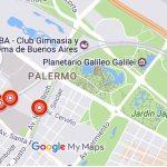 Cuatro inmuebles públicos de Palermo salen a subasta