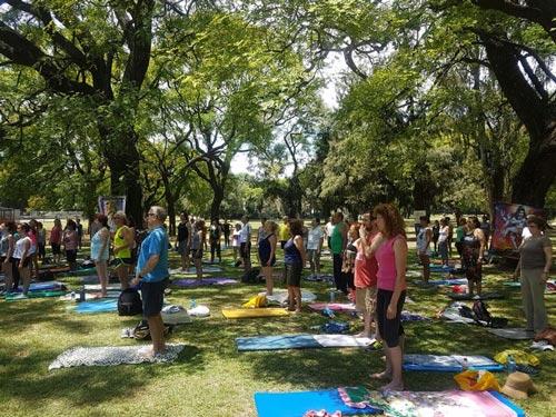 Yoga Gratis CABA 032017