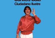 Carlitos Balá será distinguido como Ciudadano Ilustre
