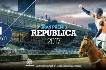 Gran Premio República Argentina 2017 en el Hipódromo