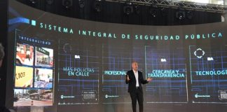 La Ciudad presentó el Sistema Integral de Seguridad Pública