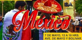 El domingo 7 Buenos Aires Celebra México 2017