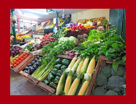 Comer veneno, el Estado argentino reconoce que frutas y verduras a la venta vienen con agroquímicos