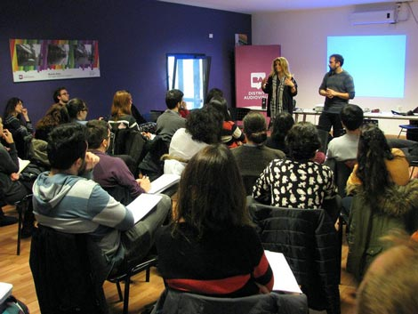 Está abierta la inscripción al curso de Inglés Técnico Audiovisual