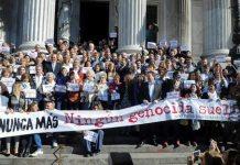 Cortes anunciados por la marcha contra el 2x1 a represores